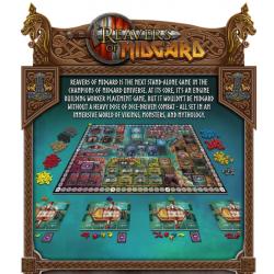 Reavers of Midgard (2019) - настолна игра