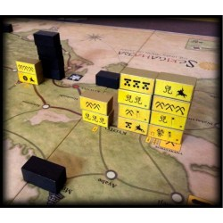 Sekigahara: The Unification of Japan (3rd Printing) - настолна игра