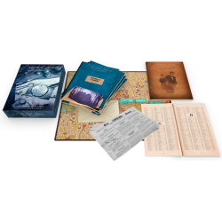 Sherlock Holmes Consulting Detective: Carlton House & Queen's Park (2018) - настолна игра