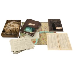 Sherlock Holmes Consulting Detective: The Thames Murders & Other Cases (2017) Board Game