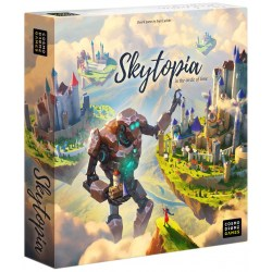 Skytopia: In the Circle of Time (2019) - настолна игра