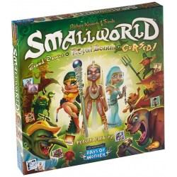 Small World: Power Pack 2 (съдържа експанжъните Cursed!, Grand Dames of Small World и Royal Bonus)
