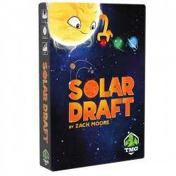 Solar Draft (2019) - настолна игра