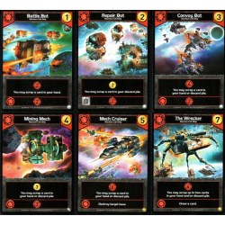 Star Realms Colony Wars Deckbuilding Game / Expansion Board Game