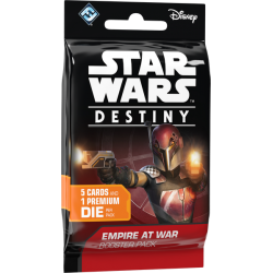 Star Wars: Destiny – Empire at War Booster Pack (2017) Board Game