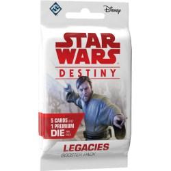 Star Wars: Destiny – Legacies Booster Pack (2018)