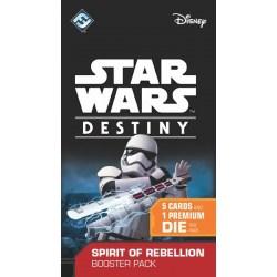 Star Wars: Destiny – Spirit of Rebellion Booster Pack (2017) Board Game