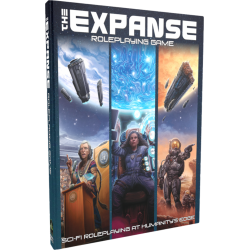 The Expanse Roleplaying Game in Other RPGs