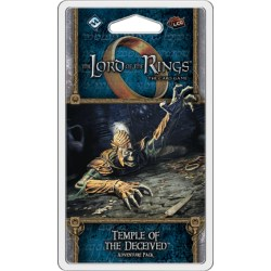 The Lord of the Rings LCG: Dream-chaser Cycle - Temple of the Deceived Adventure Pack