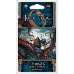 The Lord of the Rings LCG: Dream-chaser Cycle - The Thing in the Depths Adventure Pack