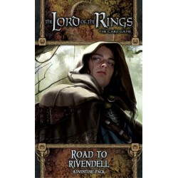 The Lord of the Rings LCG: Dwarrowdelf Cycle - Road to Rivendell