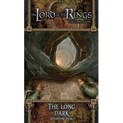 The Lord of the Rings LCG: Dwarrowdelf Cycle - The Long Dark Adventure Pack Board Game