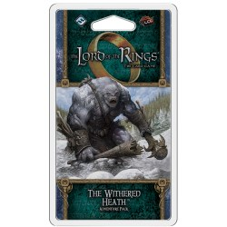 The Lord of the Rings LCG: Ered Mithrin cycle - The Withered Heath Adventure Pack