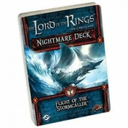 The Lord of the Rings: The Card Game - Flight of the Stormcaller Nightmare Deck