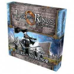 The Lord of the Rings: The Card Game - Heirs of Numenor Deluxe Expansion (2012) - разширение за настолна игра