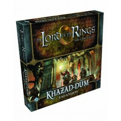 The Lord of the Rings: The Card Game - Khazad-dûm Deluxe Expansion (2011) - разширение за настолна игра