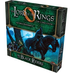 The Lord of the Rings: The Card Game - The Black Riders Deluxe Expansion (2013) Board Game