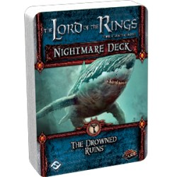 The Lord of the Rings: The Card Game - The Drowned Ruins Nightmare Deck Board Game