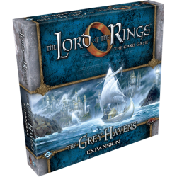 The Lord of the Rings: The Card Game - The Grey Havens Deluxe Expansion