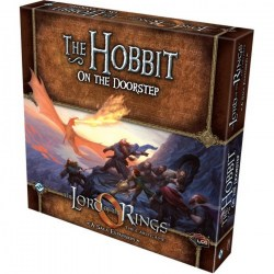 The Lord of the Rings: The Card Game - The Hobbit: On the Doorstep Expansion (2013) - разширение за настолна игра