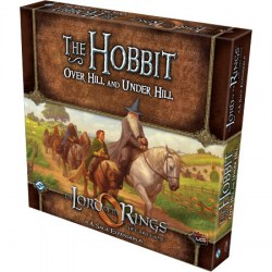 The Lord of the Rings: The Card Game - The Hobbit: Over Hill and Under Hill Expansion (2012) - разширение за настолна игра