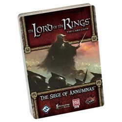 The Lord of the Rings: The Card Game - The Siege of Annuminas Standalone Scenario Board Game
