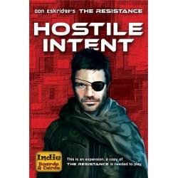 The Resistance: Hostile Intent Expansion (2014) - разширение за настолна игра