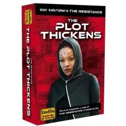 The Resistance: The Plot Thickens Expansion (2016) - разширение за настолна игра