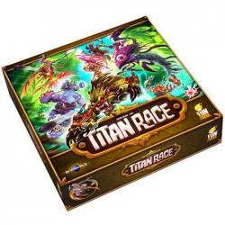 Titan Race (2015) - настолна игра