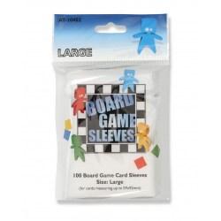 59x92mm Arcane Tinmen Premium Standard European Sleeves (100 premium sleeves) in Standard European Board Games (59x92мм)