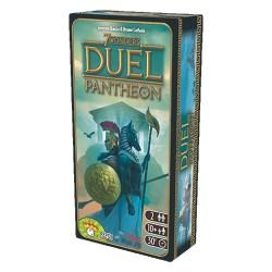 7 Wonders Duel: Pantheon Expansion (2016) - разширение за настолна игра