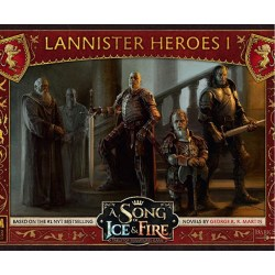 A Song of Ice & Fire: Tabletop Miniatures Game - Lannister Heroes #1 Expansion