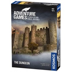 Adventure Games: The Dungeon (2019) Board Game