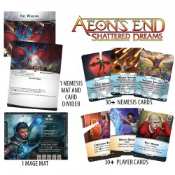 Aeon's End: Shattered Dreams (2019) Board Game