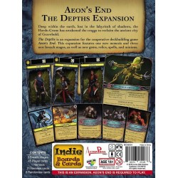 Aeon's End: The Depths  Expansion (2016) Board Game