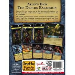 Aeon's End: The Depths  Expansion (2016) - разширение за настолна игра