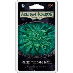 Arkham Horror: The Card Game - The Dream-Eaters cycle 5 - Where the Gods Dwell Mythos Pack Board Game