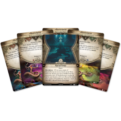 Arkham Horror: The Card Game - The Dream-Eaters cycle 5 - Where the Gods Dwell Mythos Pack