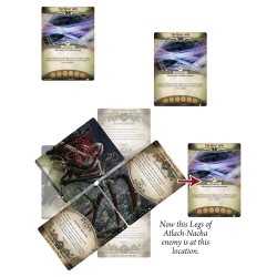 Arkham Horror: The Card Game - The Dream-Eaters cycle 6 - Weaver of the Cosmos Mythos Pack