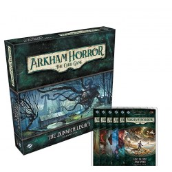 Arkham Horror: The Card Game - The Dunwich Legacy Full Cycle Board Game