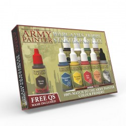 Army Painter - Warpaints Starter Paint Set in Brushes, paints and more