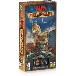 BANG! The Dice Game: Undead or Alive Expansion (2019) Board Game