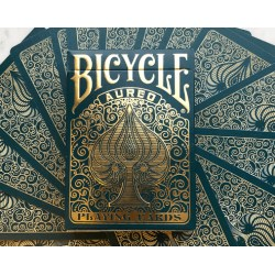 Bicycle Aureo Playing Card Deck in Playing cards