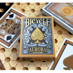 Bicycle Aurora Playing Card Deck в Карти за игра