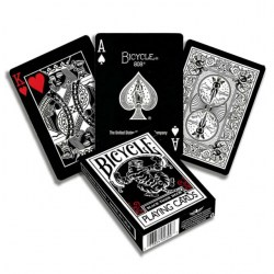 Bicycle Black Tiger Playing Card Deck in Playing cards