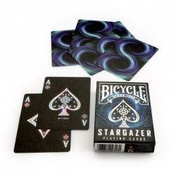 Bicycle Star Gazer Playing Card Deck in Playing cards