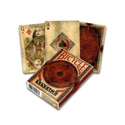 Bicycle Vintage Playing Card Deck in Playing cards