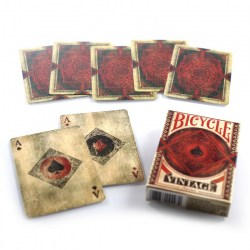 Bicycle Vintage Playing Card Deck в Карти за игра
