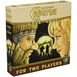 Caverna: Cave vs Cave (2017) - настолна игра