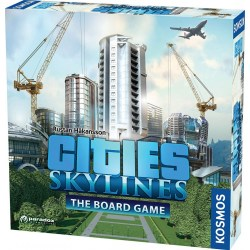 Cities: Skylines – The Board Game (2019) - настолна игра